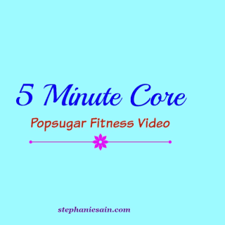Five Minute Core