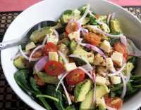 California Style Avocado Salad
