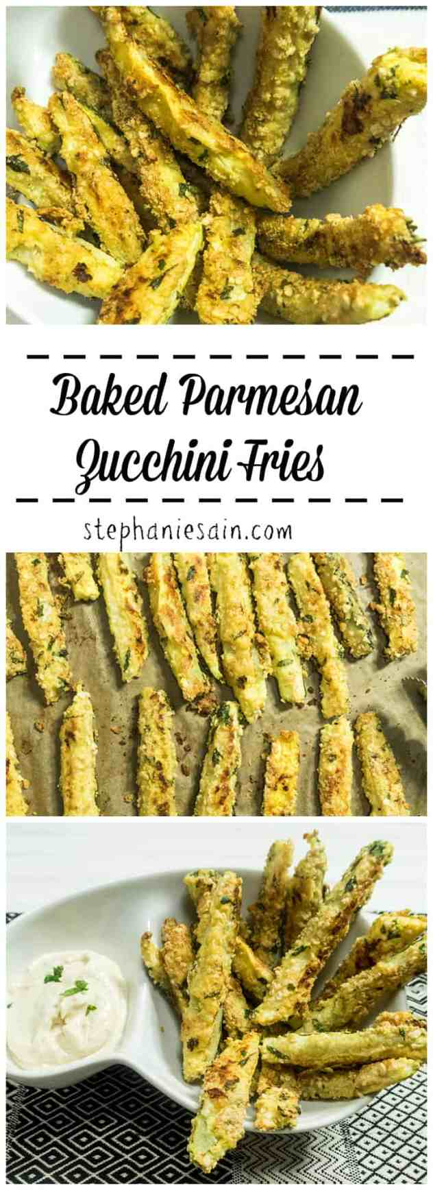 recipe: garlic parmesan zucchini fries [37]