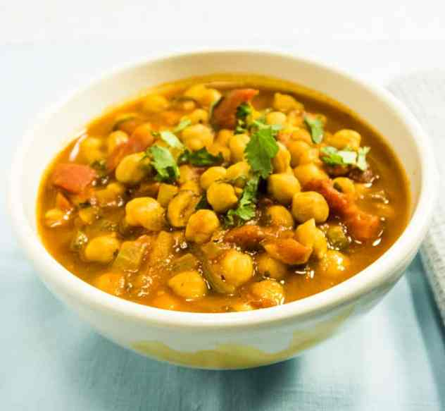 Chickpea Masala Stew