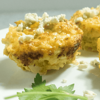 Cauliflower Mac & Cheese Cups