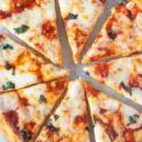 Coconut Flour Pizza Crust (Low Carb, Gluten-Free)