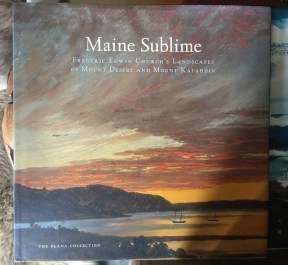 Maine Sublime Frederic Edwin Church