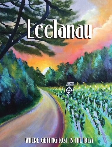 Leelanau Poster