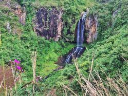 The waterfall of Maji