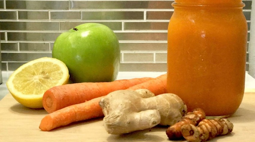 Turmeric Juice… A Powerful Anti-Cancer, Healing Drink