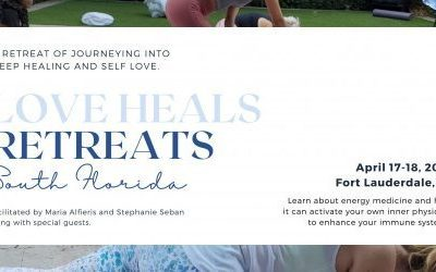 Join me for my first ever healing retreat in South Florida!