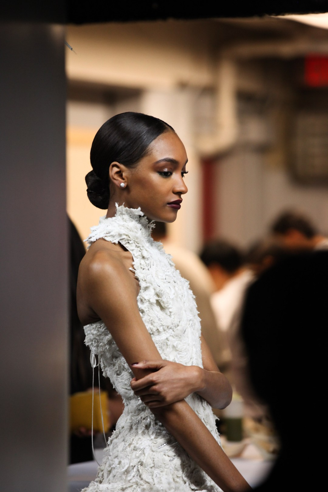 Jourdan Dunn, Runway to Green