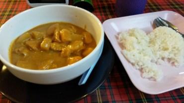 Massaman curry (Thailand)