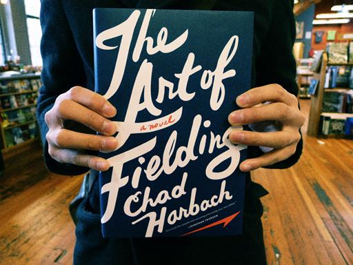 The Art of Fielding. Photo credit: http://erickimberly.com