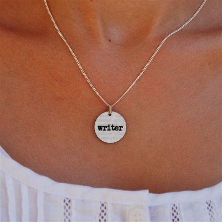 #5: Pretty Writer Necklace