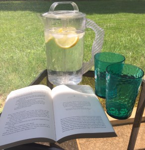 Water&book