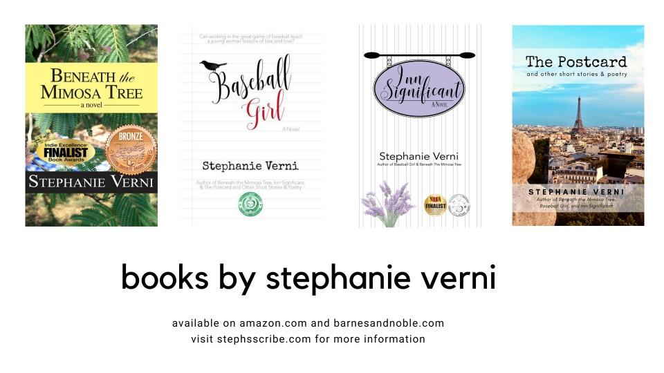 books by stephanie verni