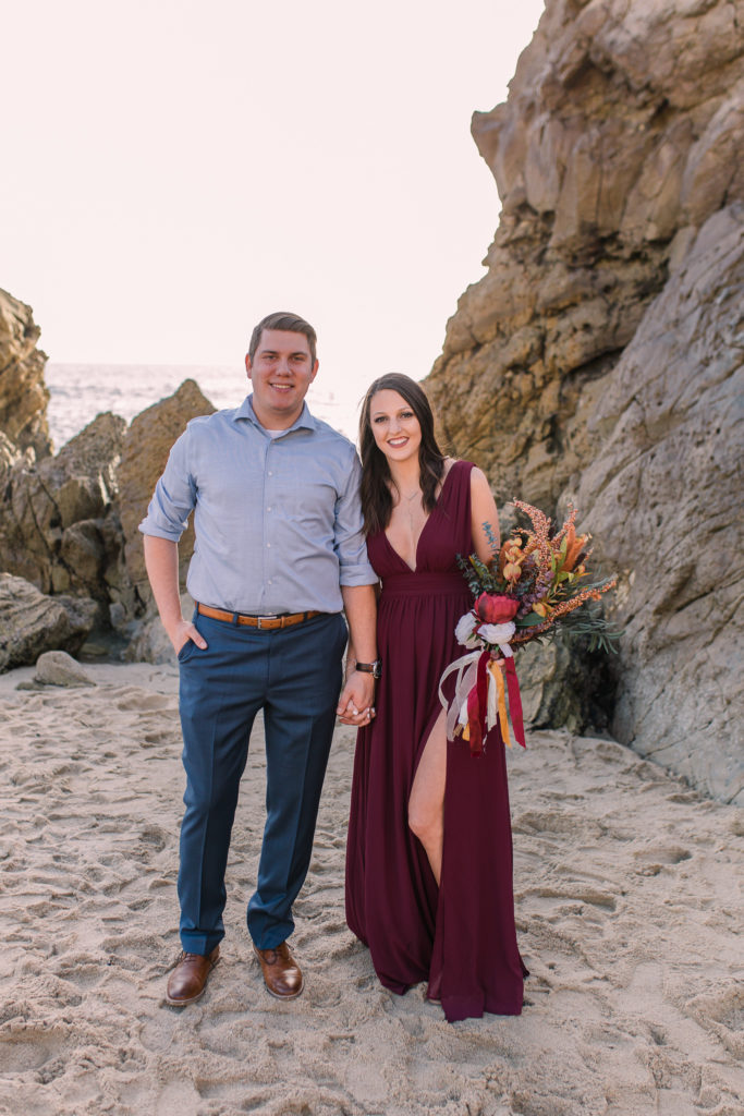 Beach Engagement Session. - Stephanieweberphotography.com