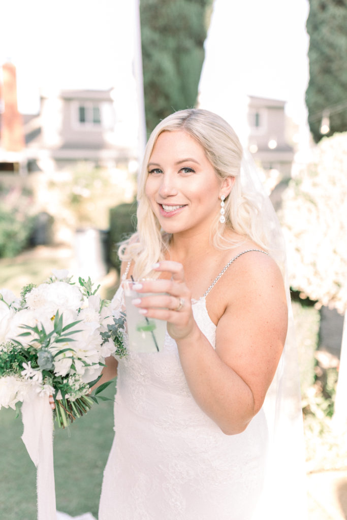 Bride Portraits, Orange County Wedding Photographer, Stephanie Weber Photography. - stephanieweberphotography.com