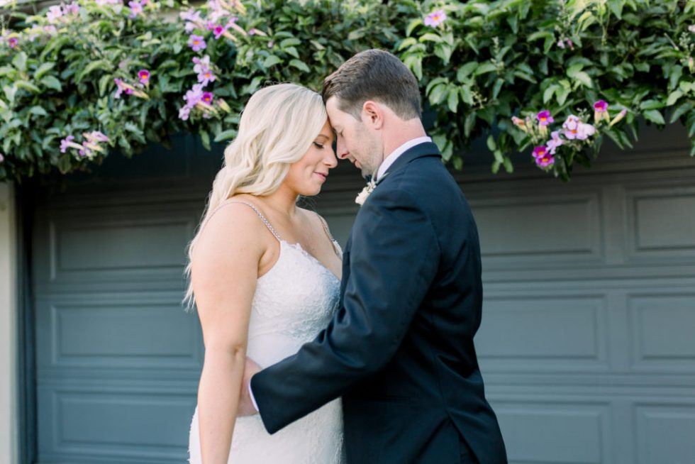 Bride and Groom Portraits, Orange County Wedding Photographer, Stephanie Weber Photography. - stephanieweberphotography.com