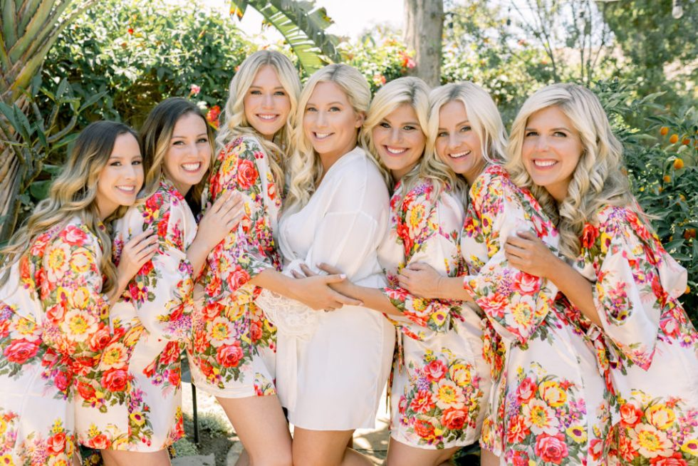 Bride Tribe, Orange County Wedding Photographer, Stephanie Weber Photography. - stephanieweberphotography.com
