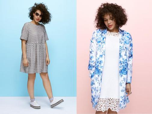 ASOS Curve > The online shopping mecca ASOS launched its first Curve collection back in 2010, and it quickly became the go-to store for on-trend plus-size buys. 'ASOS Curve has great fashion-forward pieces and a brilliant range,' says Philomena, while Iskra adds: 'You can not only get all your basics but some key pieces that are so affordable.' She also gives a shout-out to the denim collection, saying: 'Finally, denim shorts that are long enough with good bum coverage. Way more flattering!'