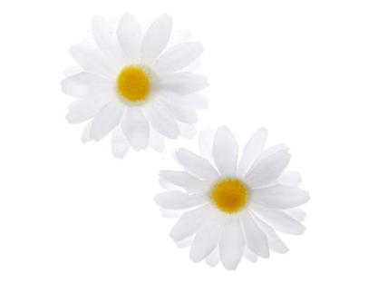 Get the look... DON'T WEAR: a super washed-out complexion - pale may be in, but deathly white is not. DO WEAR: boho-beautiful daisies in your hair - perfect for festival season. Daisy hair clips, £4 for two, Claire's