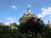 Tea time in Oxford