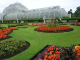 Exterior of Kew's Palm House