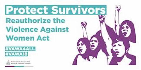The road to renewing VAWA in 7 steps (call your reps)