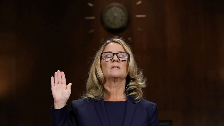 "One year later: On Dr. Christine Blasey Ford, Yom Kippur, and too many ""sorrys"""