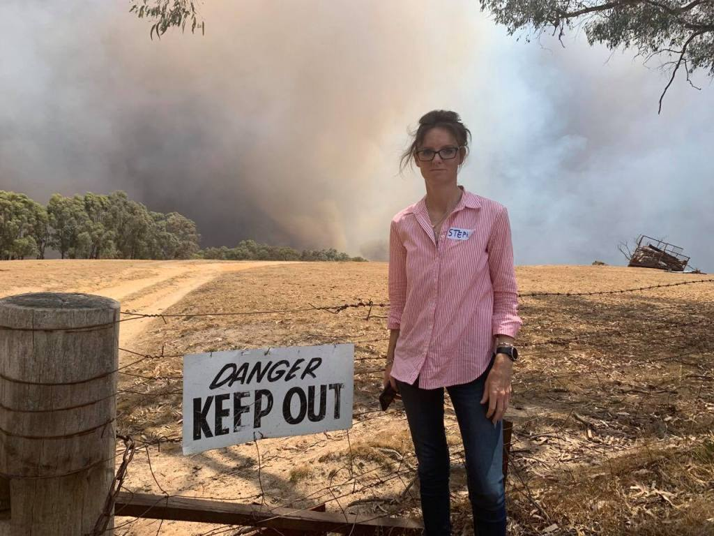 ASSISTANCE IS AVAILABLE FOR THOSE IN NEED, DURING AND AFTER THE FIRES