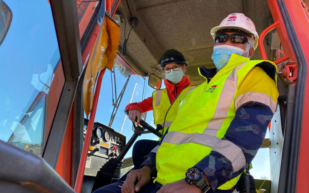 Newell Highway Project Powers Strong Trainee Engagement