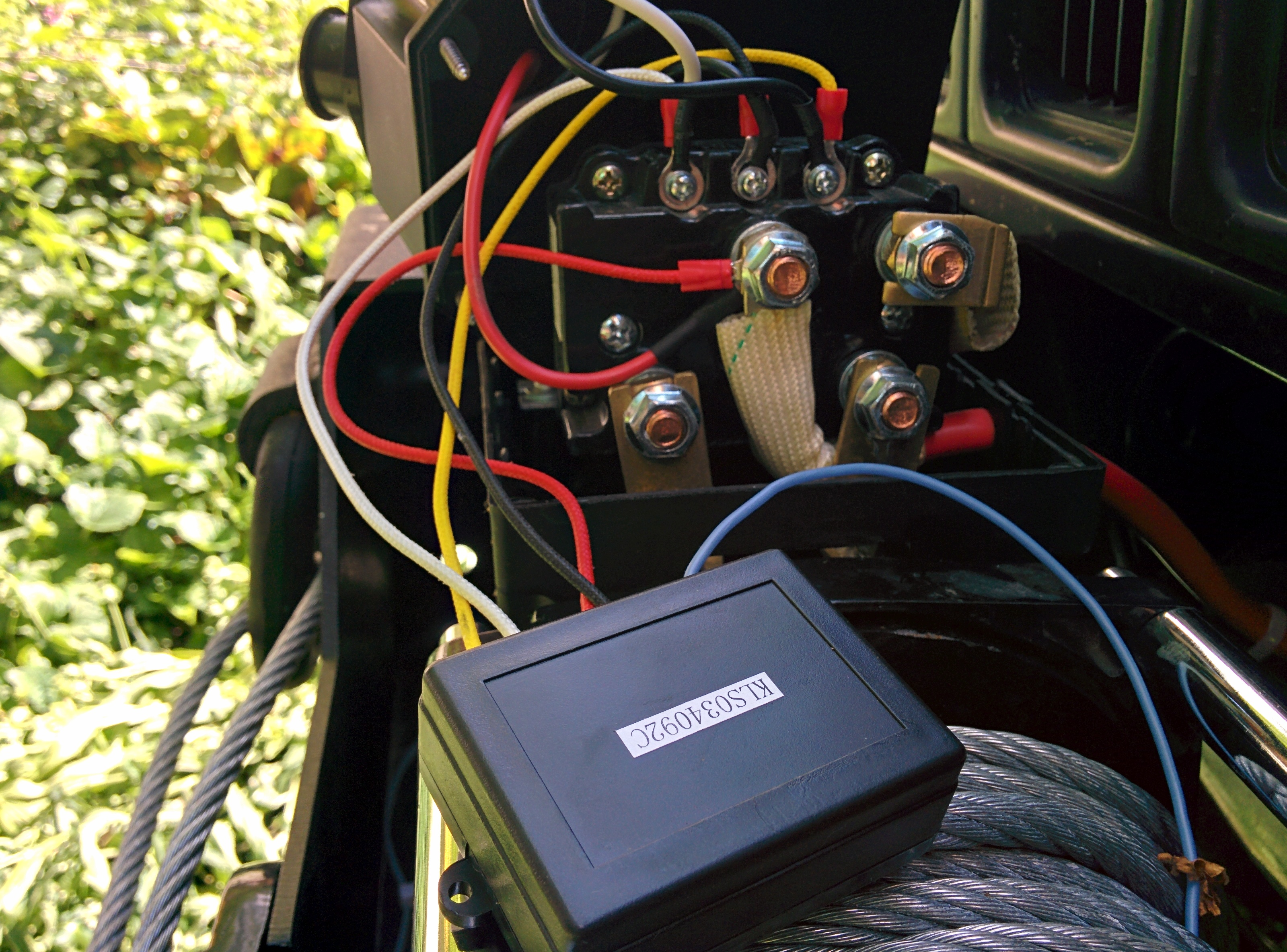 small resolution of wiring diagram superwinch s4000 images gallery