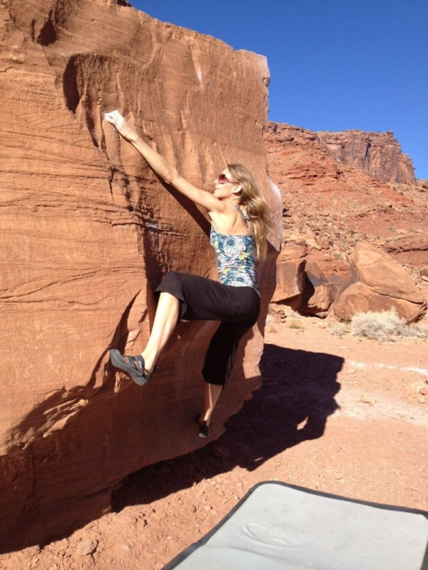 Rock Climbing Steph Davis