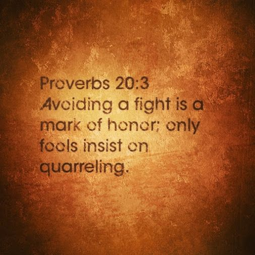 avoiding-a-fight-is-a-mark-of-honour-only-fools-insist-on-quarreling