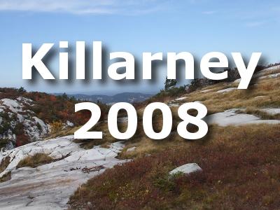 Killarney 2008