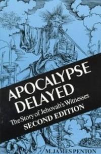 The cover of Penton's Apocalypse Delayed