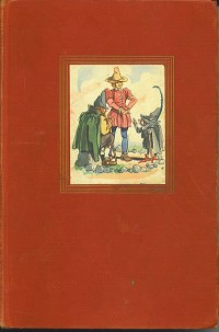 The cover of Grimms' Fairy Tales