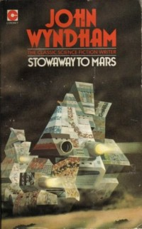 The cover of Wyndham's Stowaway to Mars