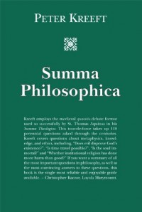 The cover of Kreeft's Summa Philosophica
