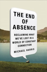 The cover of Harris' The End of Absence