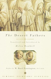 The cover of The Desert Fathers