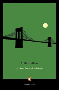 The cover of Miller's A View from the Bridge