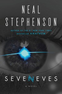 The cover of Stephenson's Seveneves
