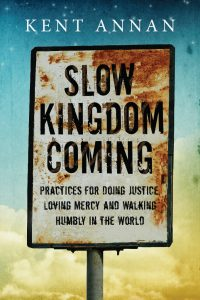 The cover of Annan's Slow Kingdom Coming
