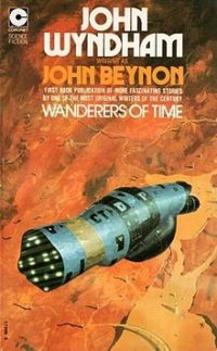The cover of Wyndham's Wanderers of Time
