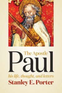 The cover of Porter's The Apostle Paul