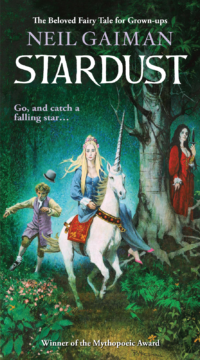 The cover of Gaiman's Stardust