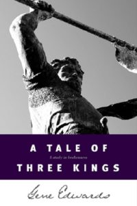 The cover of Edwards' A Tale of Three Kings