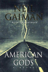 The cover of Neil Gaiman's American Gods