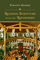 The cover of George's Reading Scripture with the Reformers