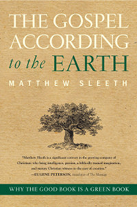 The cover of Sleeth's Gospel According to the Earth