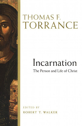 The cover of Torrance's Incarnation